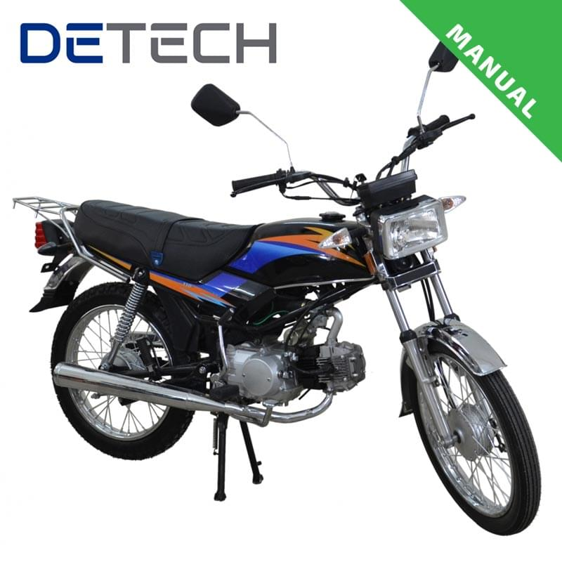Get a 110cc Detech Win with Style Motorbikes and live the best adventure on a motorbike across Vietnam