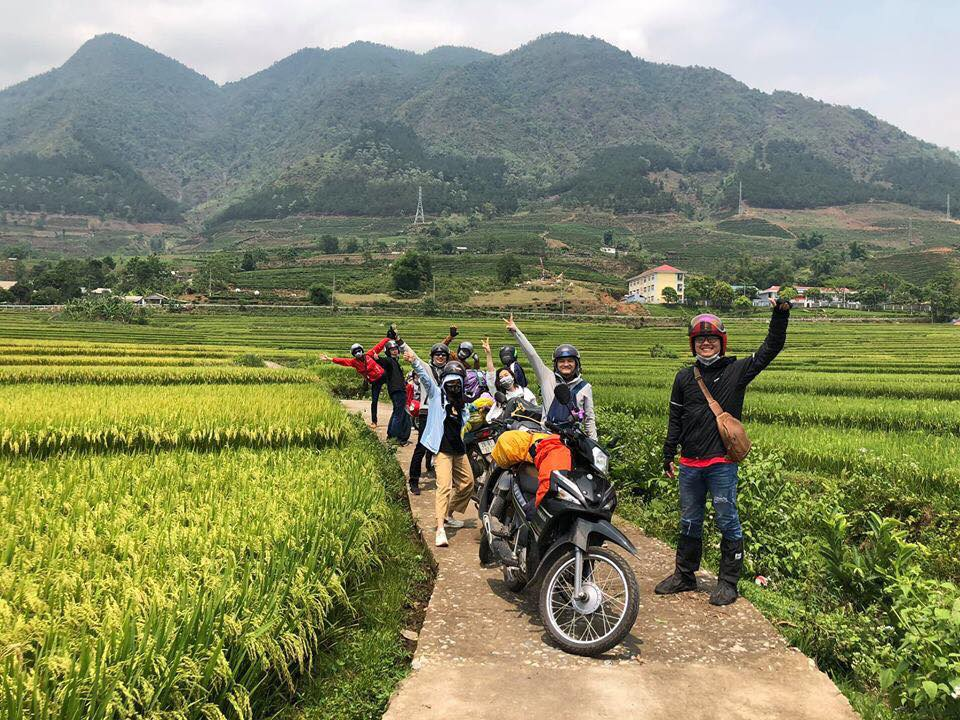 Motorbike Adventure Northwest Vietnam / 6 Days