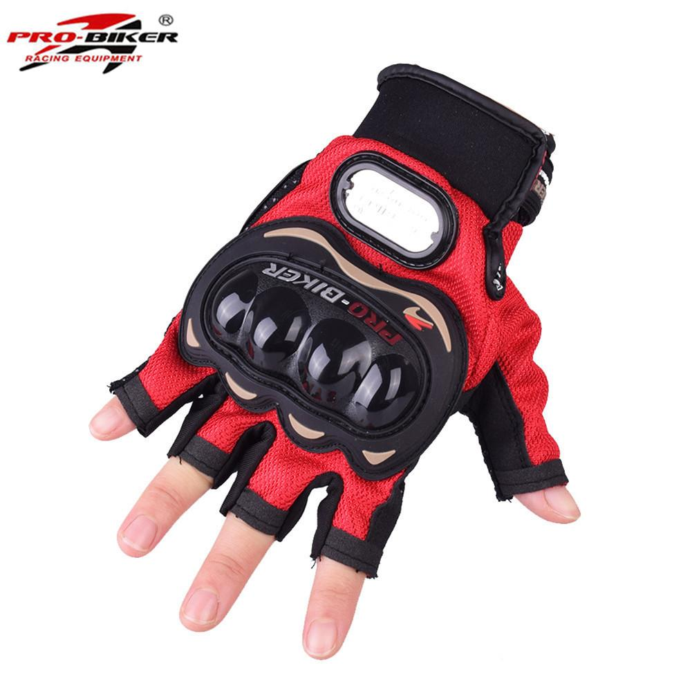 Motorcycle Gloves Sports Half Finger 6 USD
