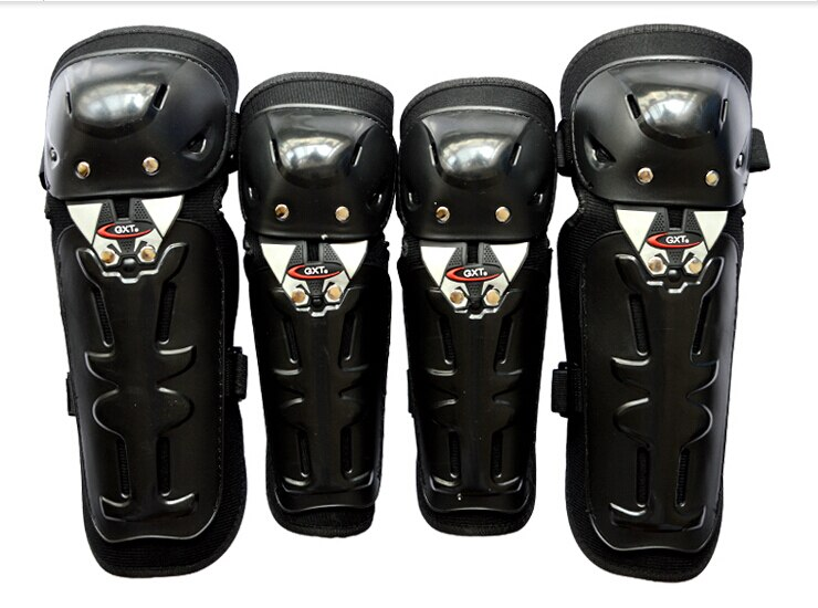 Motorcycle GXT 4-piece  knee & Elbow 16 USD
