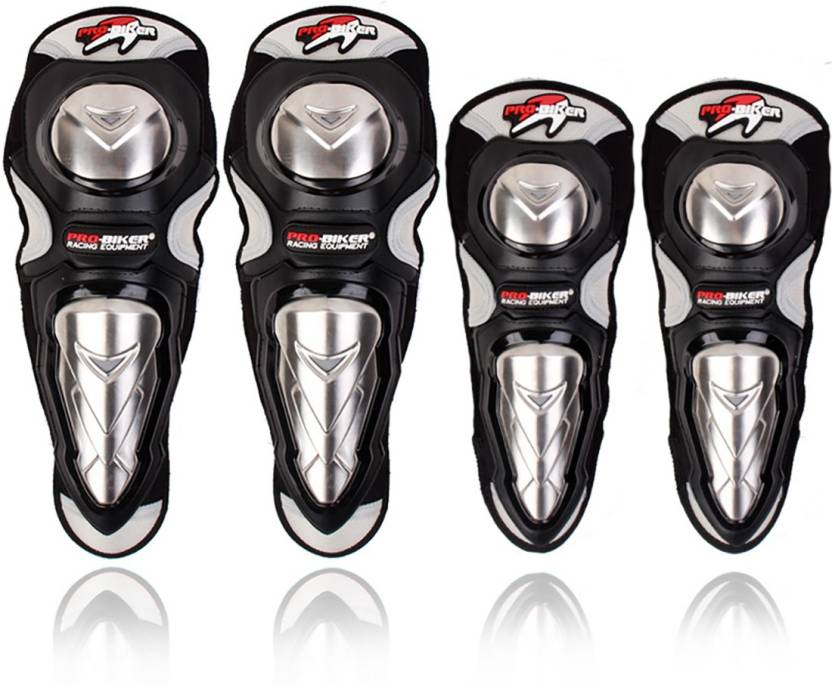 Motorcycle Pro-Biker X 4-piece Elbow & knee 22 USD