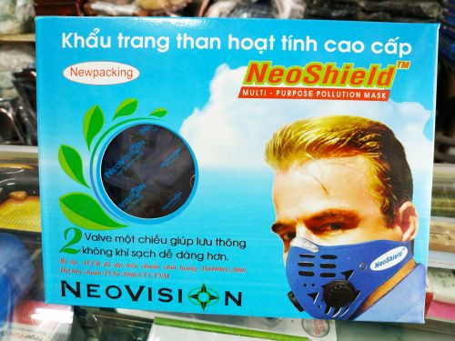 Multi-Purpose Anti Pollution Mask  10 USD