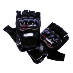 Pro-Biker Half Finger Motorbike Gloves 8USD
