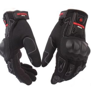 Scoyco Full Finger Motorbike Gloves 10 USD
