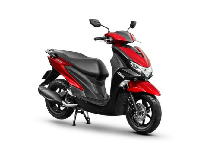 Yamaha Free Go 125cc (2020) for rent