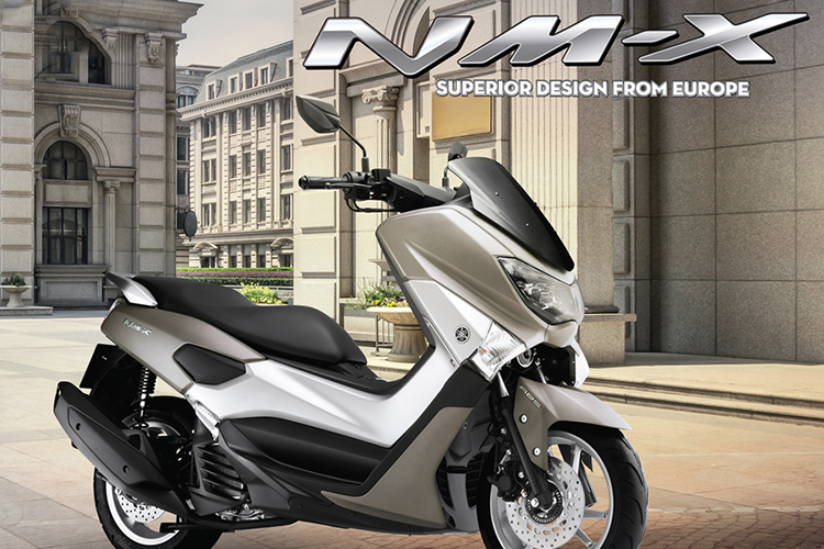 Yamaha NMax 155cc For Rent